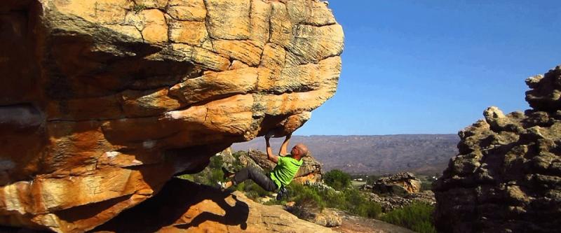 Rock Climbing Cederberg Conservancy South Africa